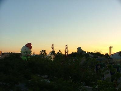 Disneyland Resort - 11/29/05