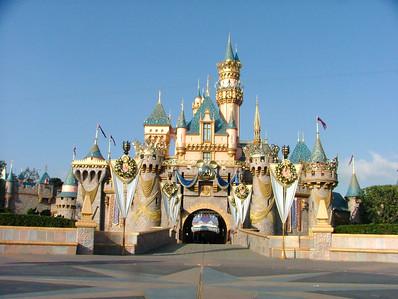 Disneyland Resort, 12/29/05
