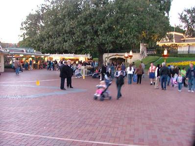 Disneyland Resort - 12/3/05