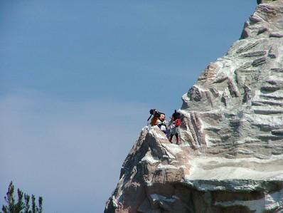 Climb, Mickey, Climb....