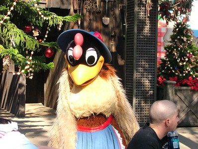 Disneyland Resort (Happiest Turkey) - 11/24/05