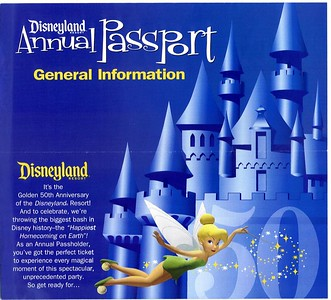 Next is my renewal notice from Disney