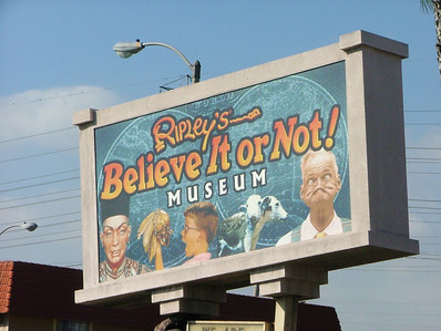 Ripley's Buena Park - 10/28/05