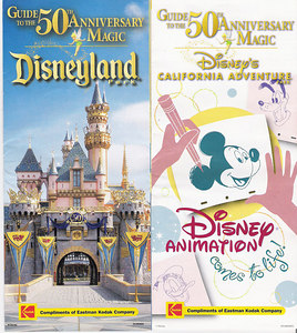 New Guides to the Magic have come out for September. Since the 50th is mentioned, I presume they will be replaced with special Halloween Time Versions at the end of the month.