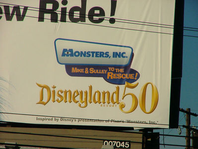 """And what is it calling it a """"ride"""", I thought Disneyland didn't have rides, but attractions???"""