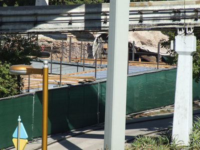 Autopia has reopened, a chance to see some of the changes the last few weeks