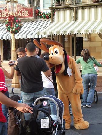Disneyland Resort - 11/14/06