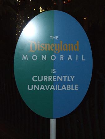 Disneyland Resort - 11/15/06