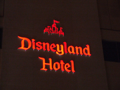 Disneyland Resort - 11/21/06