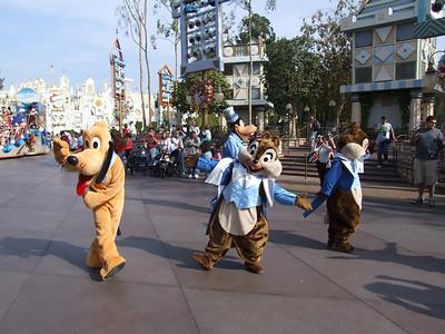 Disneyland Resort - 11/23/06