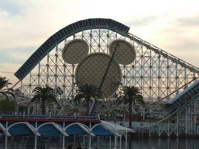 Disneyland Resort - 12/12/06