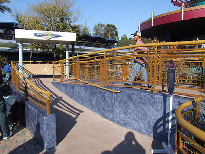 Autopia's FASTPASS has reopened, and the exit ramp is back in service.