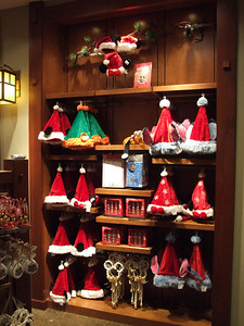The GCH Gift Shop still has Christmas stuff on sale, 50% off