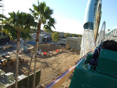 """A lot has been """"cleaned up"""" backstage for Midway Mania"""
