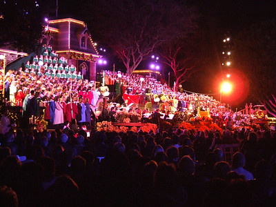 Disneyland Resort - 12/3/06