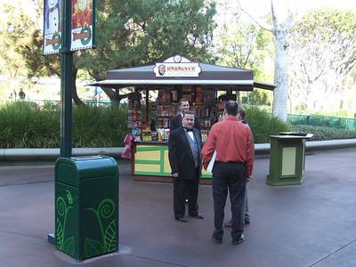 Disneyland Resort - 12/7/06