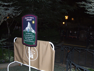 Mainly to check the status of the Matterhorn