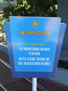 The sign should read the sights of DCA!
