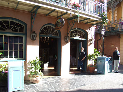 Pieces of Eight is still open