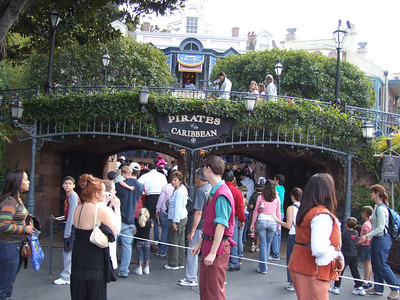 Last day for Pirates before the refurb