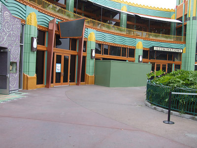 Work continues in DtD on a new store