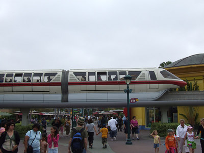 Monorail Red is out....