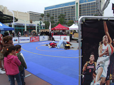 A WNBA event finds its way to DtD