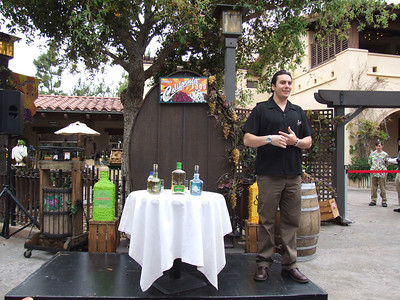 Informative Speaker talks about how they make Tequila, along with its history.