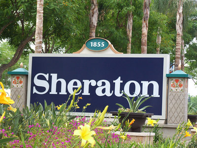 The Sheraton Park Hotel has officially opened near the Converntion Center