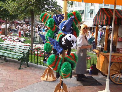 Funky new Goofy hats