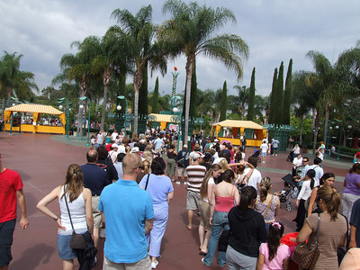 The line went back to the Tram loading section (basically the front car)