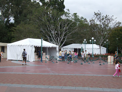 FYI, if you missed it, the Stroller and Wheelchair rnetals have been moved to the Main Entry Plaza