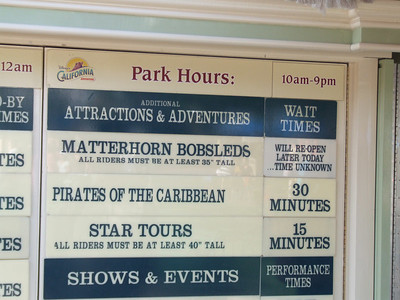Just 30 minutes for POTC