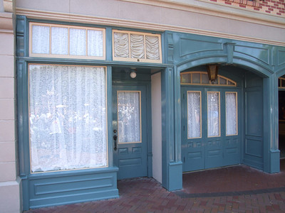 The Mad Hatter on Main Street is closed for a basic refurb