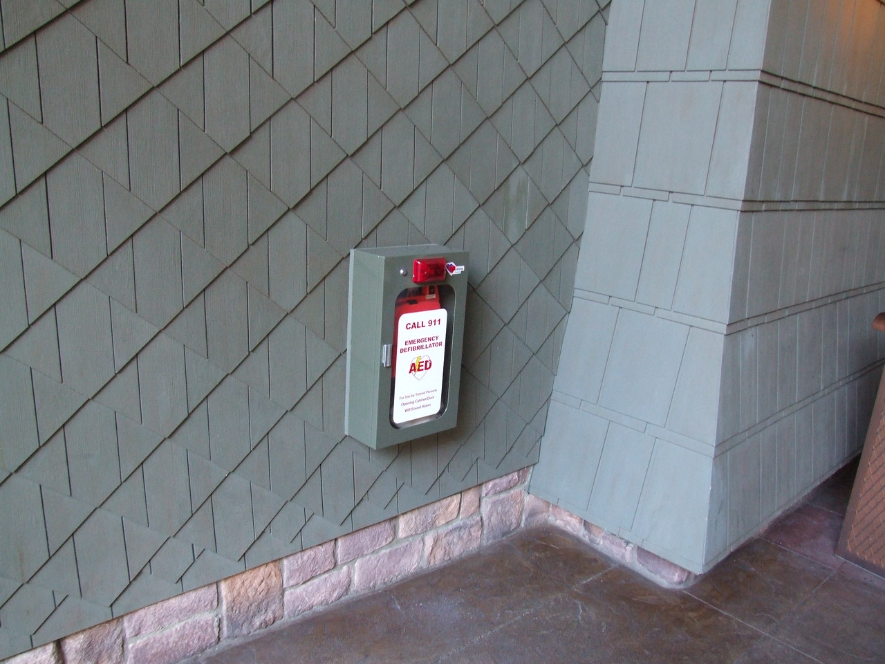 This one is near the Downtown DIsney entrance of the Grand Californian Hotel.