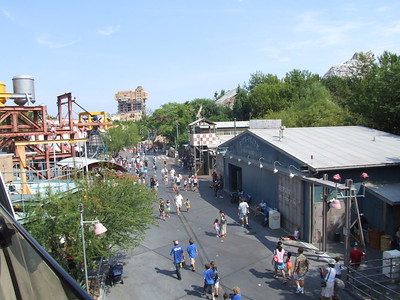 Here is DCA at 3:40 PM on a Summer Day, much more on DCA later