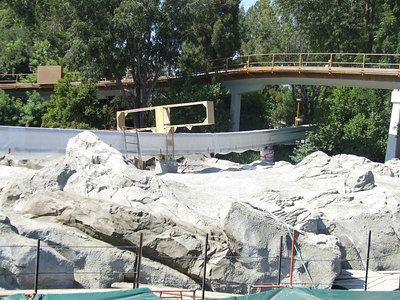 The Rock Work continues...