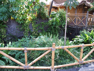 The Tiki Room also lost its 50th
