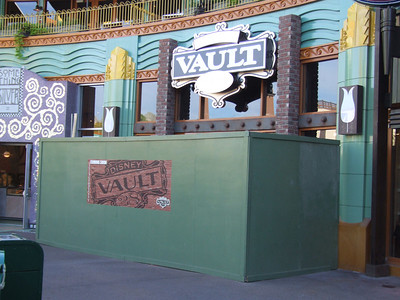 And the Vault 28 sign has been installed