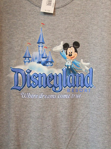 So we have a Tokyo Mickey and a WDW Castle celebrating Disneyland???