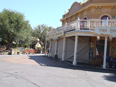 Work has started on the Golden Horseshoe, expected to last about a month