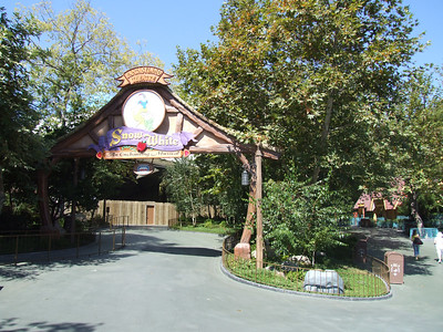 Snow White is closed