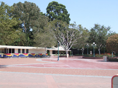 """Stroller and Wheelchair Rentals have been moved back to the original """"in-park"""" locations"""