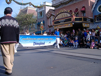 Disneyland Resort (Lisa's Photos) - 11/23/06