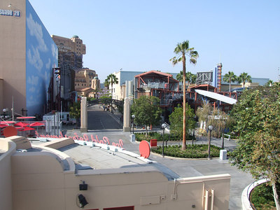 Something else I noticed, even though Summer Peak has started, they were not using the Timon lot, folks were being sent to Mickey and Friends.