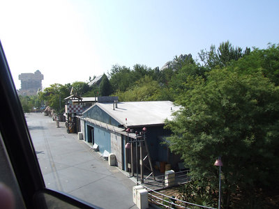 Look, I got some photos of DCA totally empty!