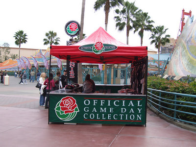 Disneyland Rose Bowl Event - 12/26/06