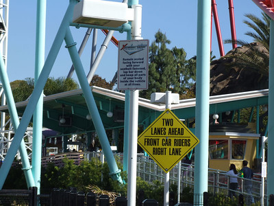 New signs in the Xcelerator queue