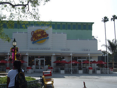This is the world's largest Johnny Rockets