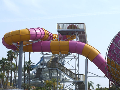Knott's Soak CIty Orange County will not open until Memorial Day weekend this year due to the finishing work that needs to be done.